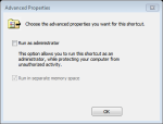 VMWare Player Advanced Properties